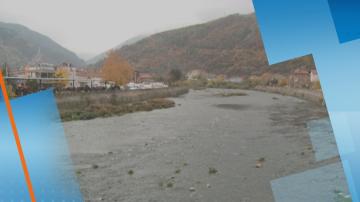 Кричим пред екологична криза заради пресъхването на река Въча