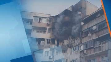 Хората от взривения блок във Варна още не могат да се върнат по домовете си
