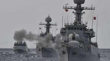 Военни учения до Северна Корея на Китай, Русия, САЩ и Южна Корея