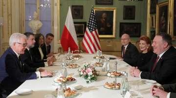 Международна конференция за Близкия изток стартира във Варшава