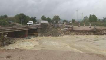 Наводнения в Европа