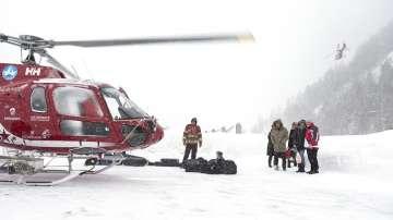 Най-висока степен за опасност от лавини е обявена в Швейцария