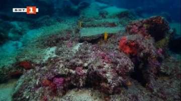 ДРУГИТЕ новини: История под водата