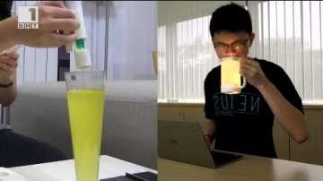 ДРУГИТЕ новини: Телепортирана лимонада, моля