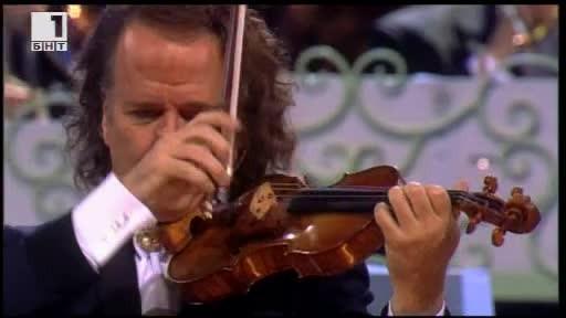 Подготвят Европейска младежка стратегия, Андре Рийо и оркестър