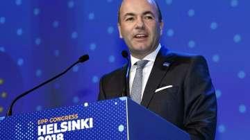 ЕНП избра Манфред Вебер за свой водещ кандидат на евроизборите
