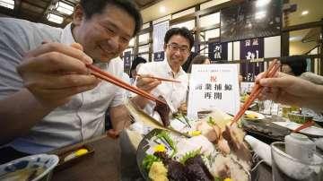 Япония подновява търговския улов на китове