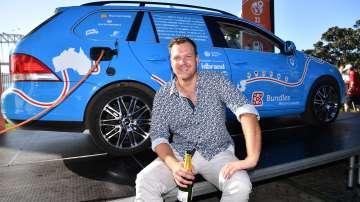 Холандец измина 95 000 км за 3 години с електрически автомобил