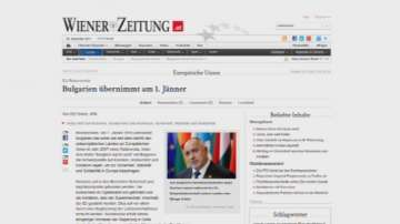 Какво пише европейската преса за българското председателство?