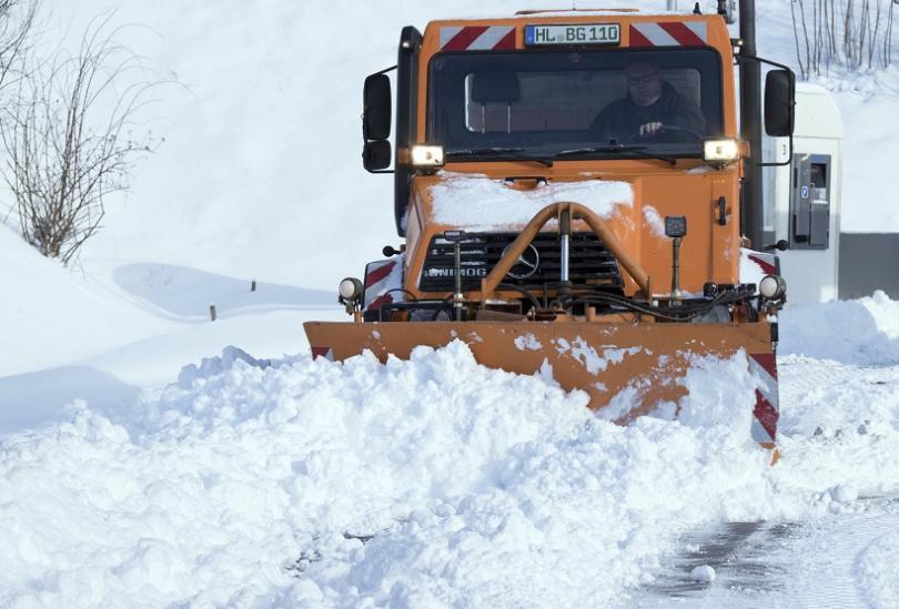 снимка 2 Студ и сняг в Европа