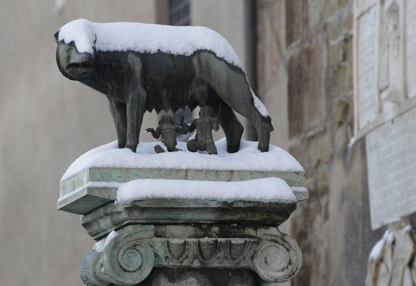 снимка 4 Студ и сняг в Европа
