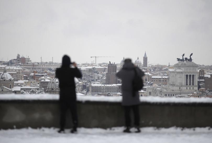 снимка 5 Студ и сняг в Европа