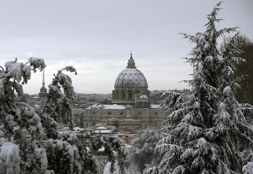 снимка 6 Студ и сняг в Европа