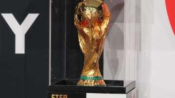 Световната купа по футбол пристигна в София