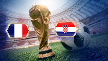 Празнична еуфория във Франция и Хърватия преди финала на Мондиал 2018