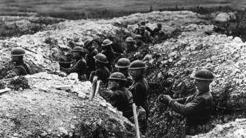100 години от края на Първата световна война: Хронология на войната в три минути