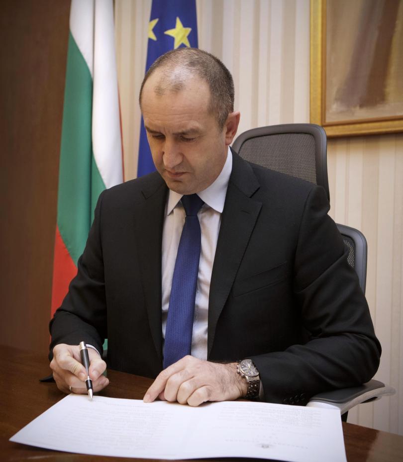 снимка 1 Президентът определи дата за изборите и Огнян Герджиков за служебен премиер