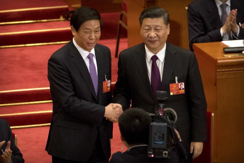снимка 1 Си Цзинпин беше преизбран за президент на Китай
