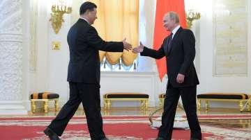Китайският президент Си Дзинпин пристигна на посещение в Русия
