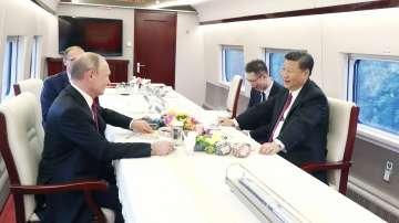 В Китай Путин приготви и опита традиционна китайска храна