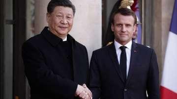 Продължава посещението на Си Дзинпин във Франция