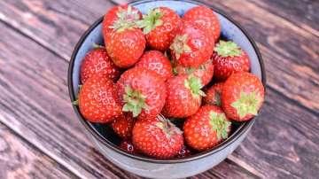 Ароматни ягоди от горското стопанство на Рилския манастир