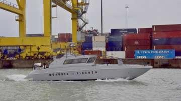 Италианските власти заловиха хашиш за 50 млн. евро на яхта под турски флаг