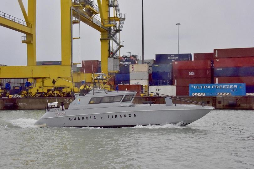 Италианската полиция залови 5,474 кг хашиш близо до остров Маретимо,
