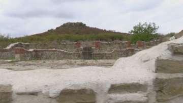 Нови методи помагат на археолозите от античния град Кабиле край Ямбол