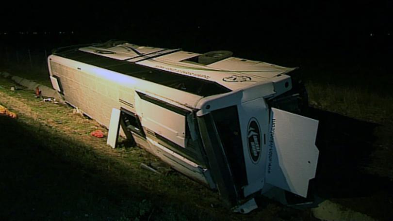 Все още не са ясни причините за катастрофата на автобуса на АМ Тракия