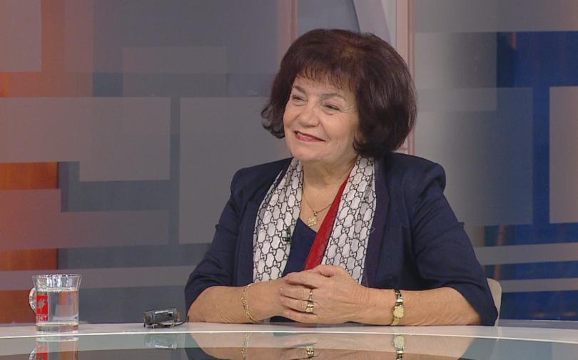 Янка Такева, председател на Синдиката на българските учители