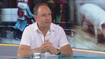 Янко Иванов: Ако не редуцираме популацията на диви свине, сме обречени