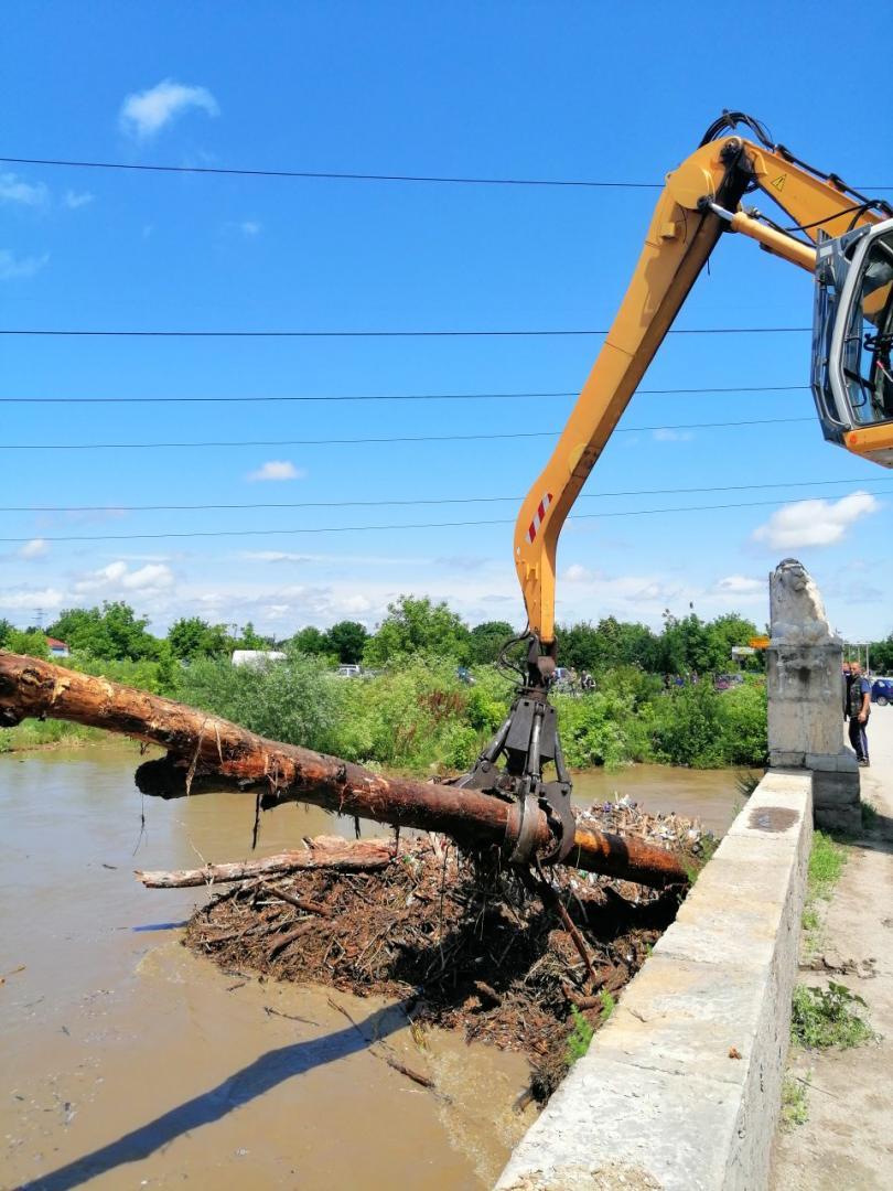 снимка 1 Частично бедствено положение е обявено в Горна Оряховица