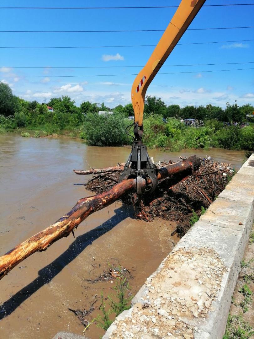 снимка 2 Частично бедствено положение е обявено в Горна Оряховица
