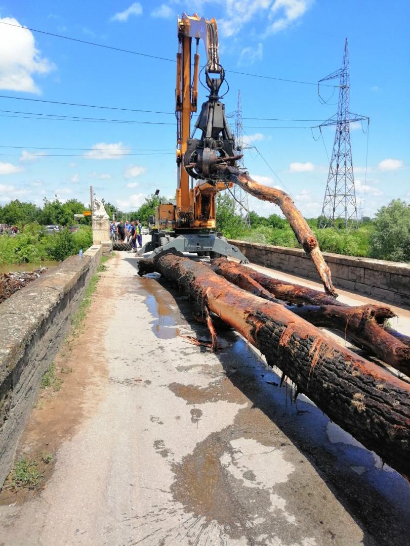 снимка 3 Частично бедствено положение е обявено в Горна Оряховица