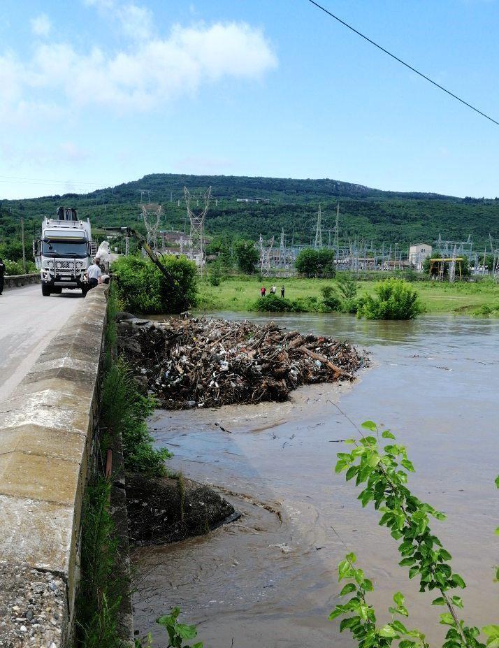 снимка 4 Частично бедствено положение е обявено в Горна Оряховица