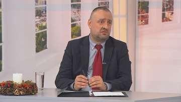 Ясен Тодоров: Не е редно властта да иска оставката на Висшия съдебен съвет
