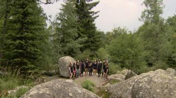 Дамска група от американския университет Йейл с първа визита в България