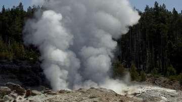 Вулканолози предвиждат скорошно изригване в  калдерата на Йелоустоун