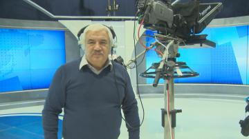 Пенсионира се колегата Георги Танчев