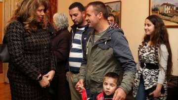 Българската общност в Албания се срещна с вицепрезидента Илияна Йотова