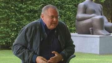Почина Юго Вутен - най-големият меценат на българското изкуство