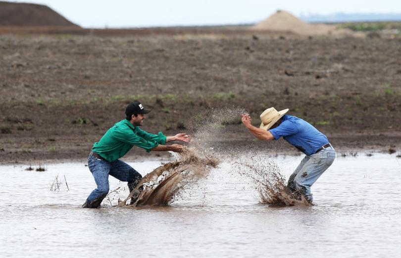 В австралийския щат Нов Южен Уелс падна най-обилният дъжд за
