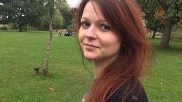 Юлия Скрипал е изписана от болницата и е на сигурно място