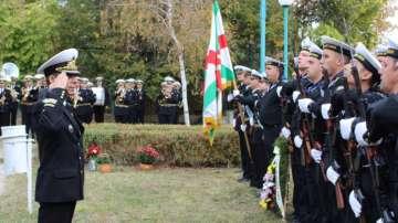 Откриха паметна плоча на първия командир на Дунавската флотилия