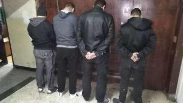 Задържаха четирима за расисткия скандал по време на мача България - Англия
