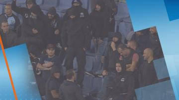 Шестима са в ареста, а трима се издирват за расистките жестове на мача с Англия