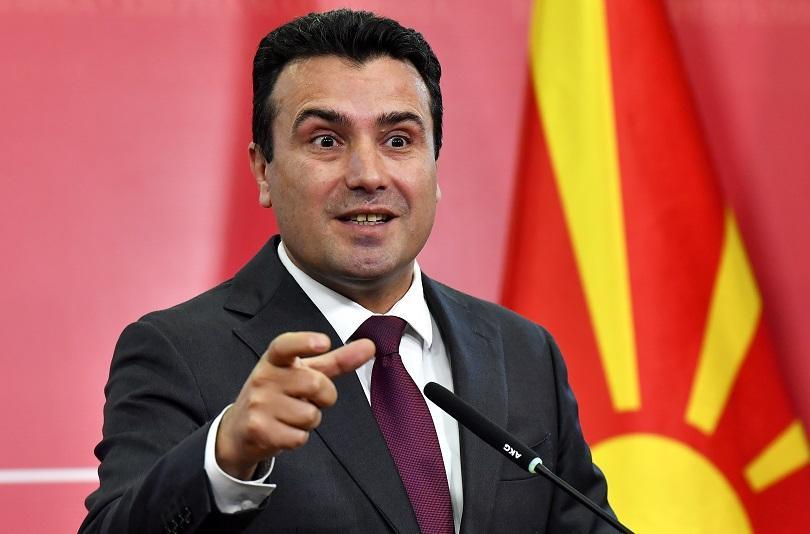 Премиерът на Северна Македония Зоран Заев коментира последните декларации на