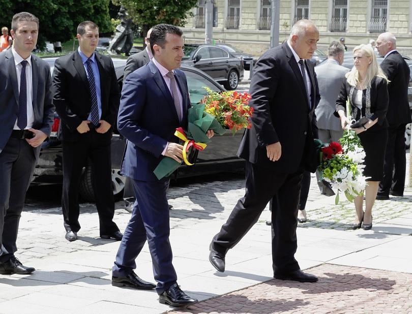 снимка 3 Бойко Борисов: По Договора за добросъседство с Македония сме много близо