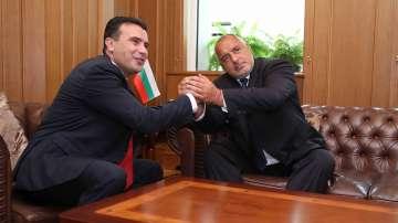 Борисов и Заев отбелязаха заедно две години от Договора за добросъседство